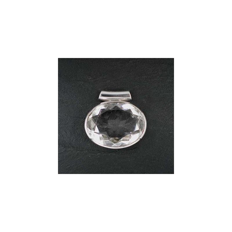 Bergkristall Anhänger (S9o)