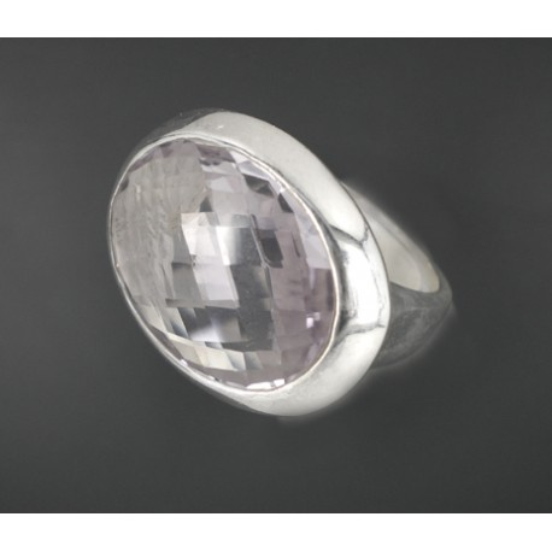 Bergkristall Ring (NR)