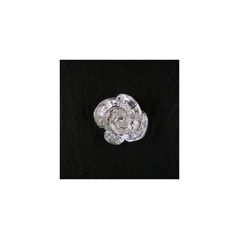 Silberanhänger Rose