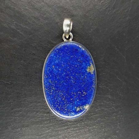 Lapis Lazuli Anhänger (oval, S10)