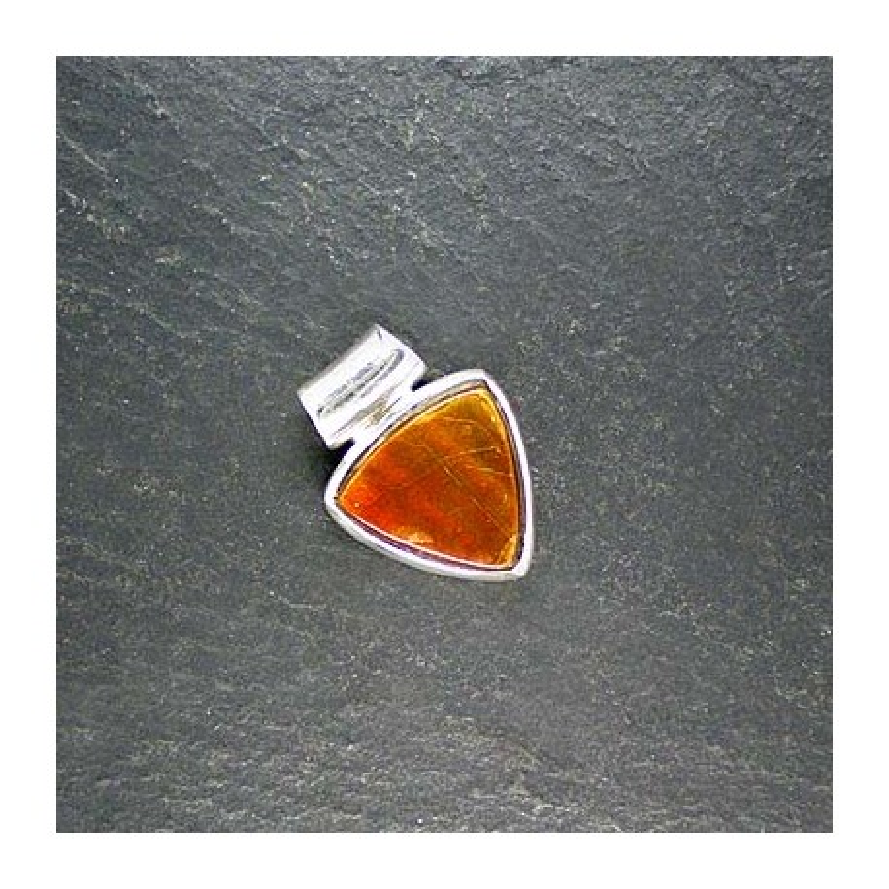 Ammolit Ahänger rot (S9)