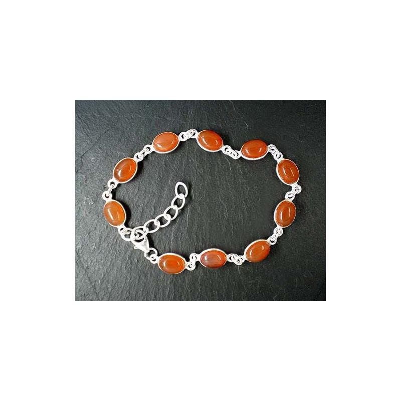 Karneol Armband