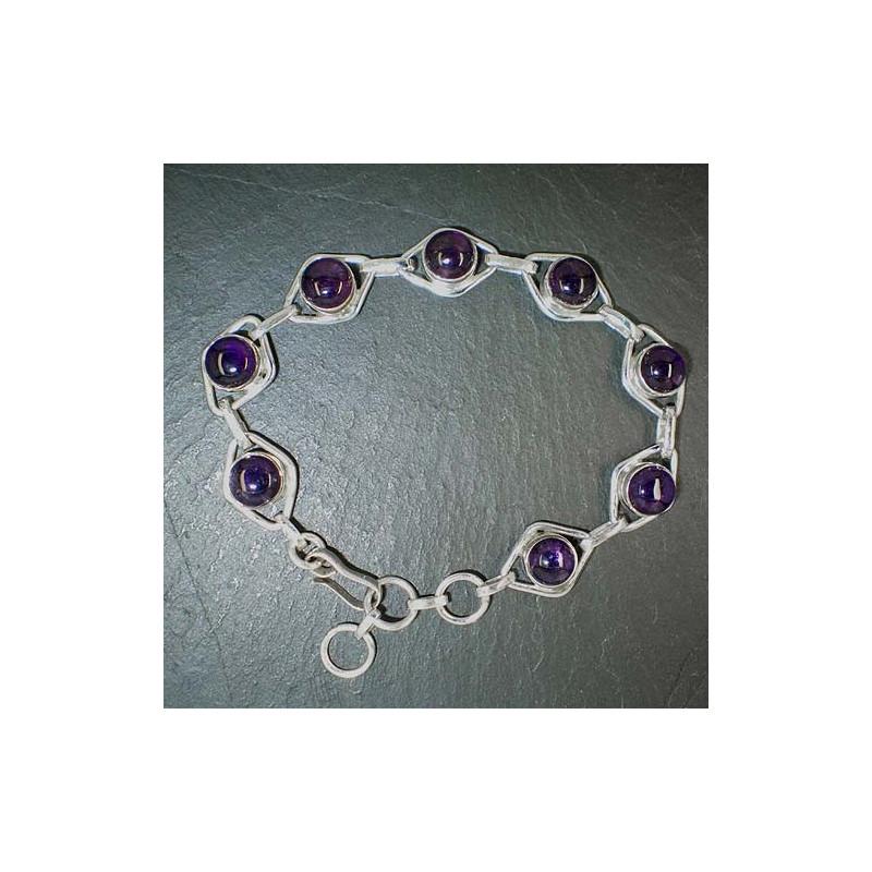 Amethyst Armband