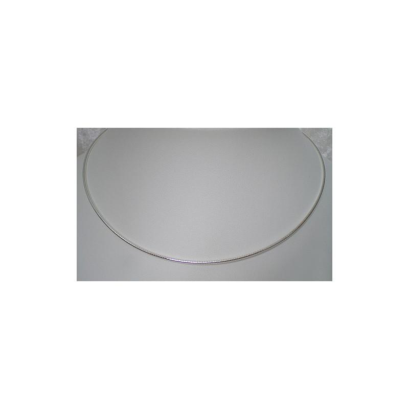 Halsreif silber 1,9mm