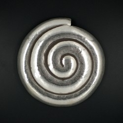 Silberanhänger Schnecke