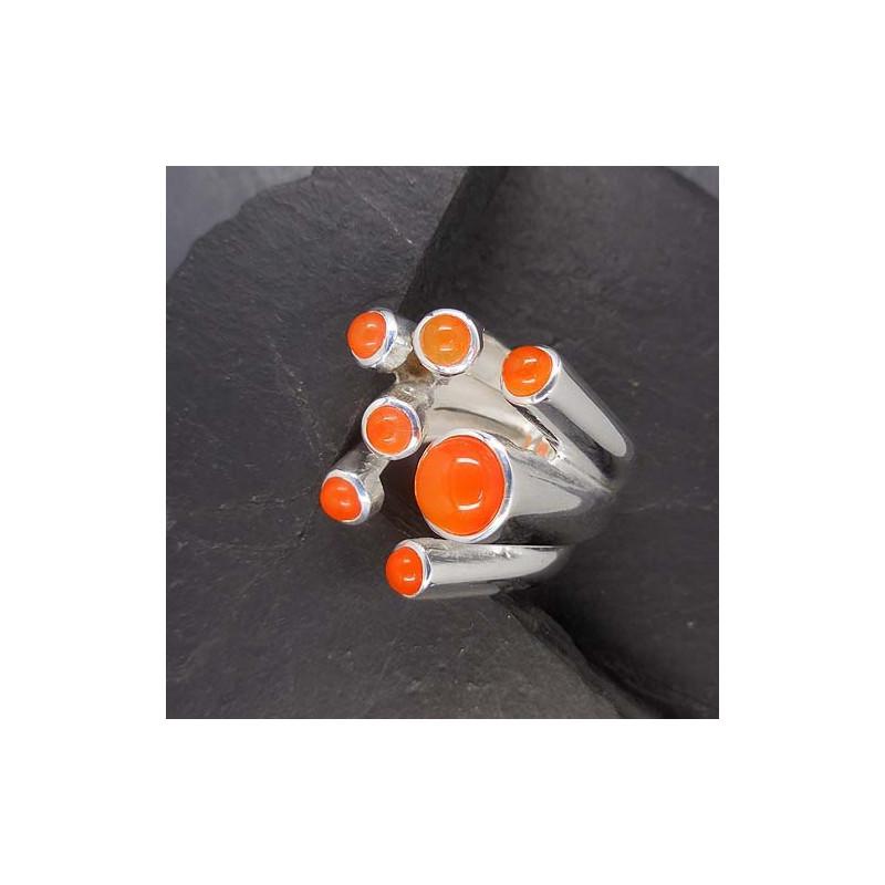 Karneol - Ring (TRK)