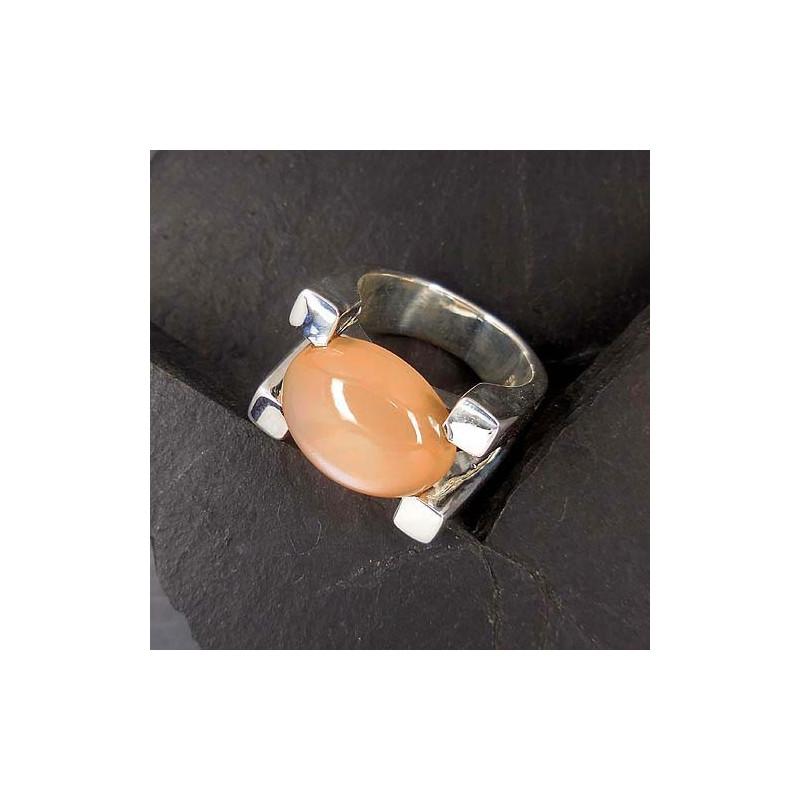 Rosa Mondstein Ring