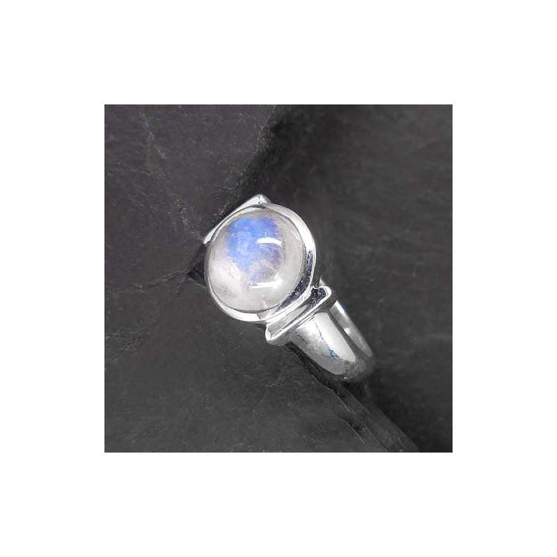 Mondstein-Ring (SR rund)