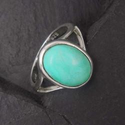 Türkis - Ring (SR oval)