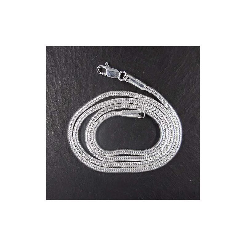 Schlangenkette 2mm