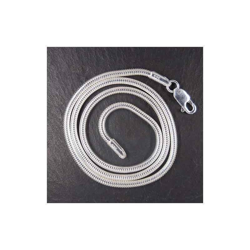 Schlangenkette 2,4mm