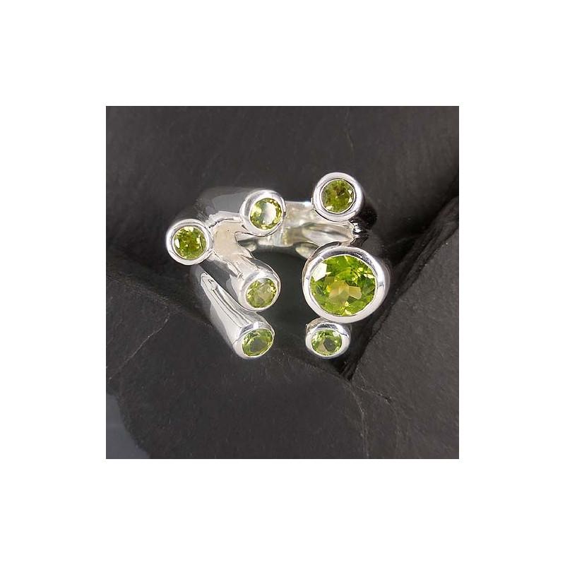 Peridot Ring (TRK)
