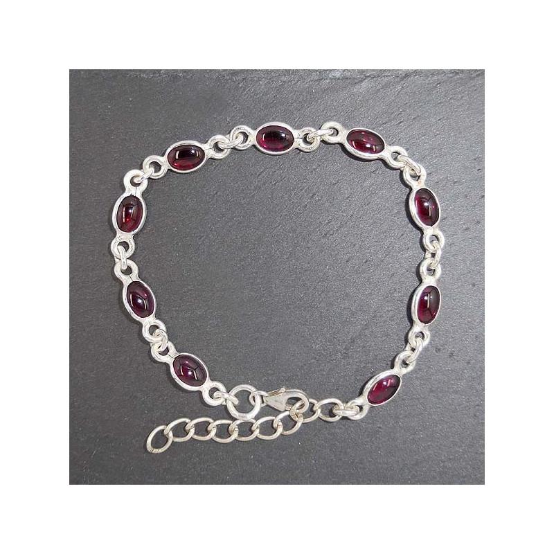 Armband mit Granat