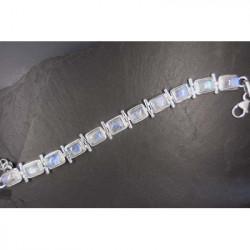 Armband mit Mondstein