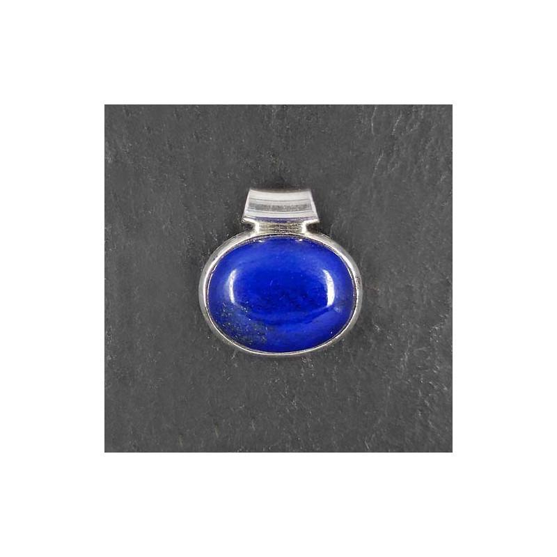 Anhänger mit Lapis Lazuli (oval, S9)
