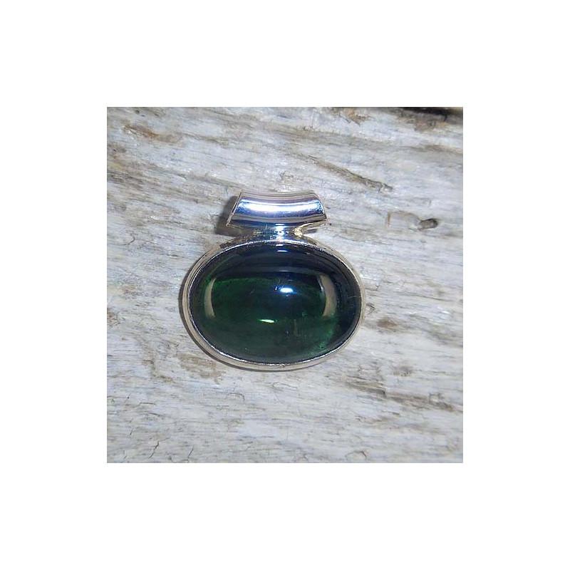 Grüner Turmalin Anhänger (S9)