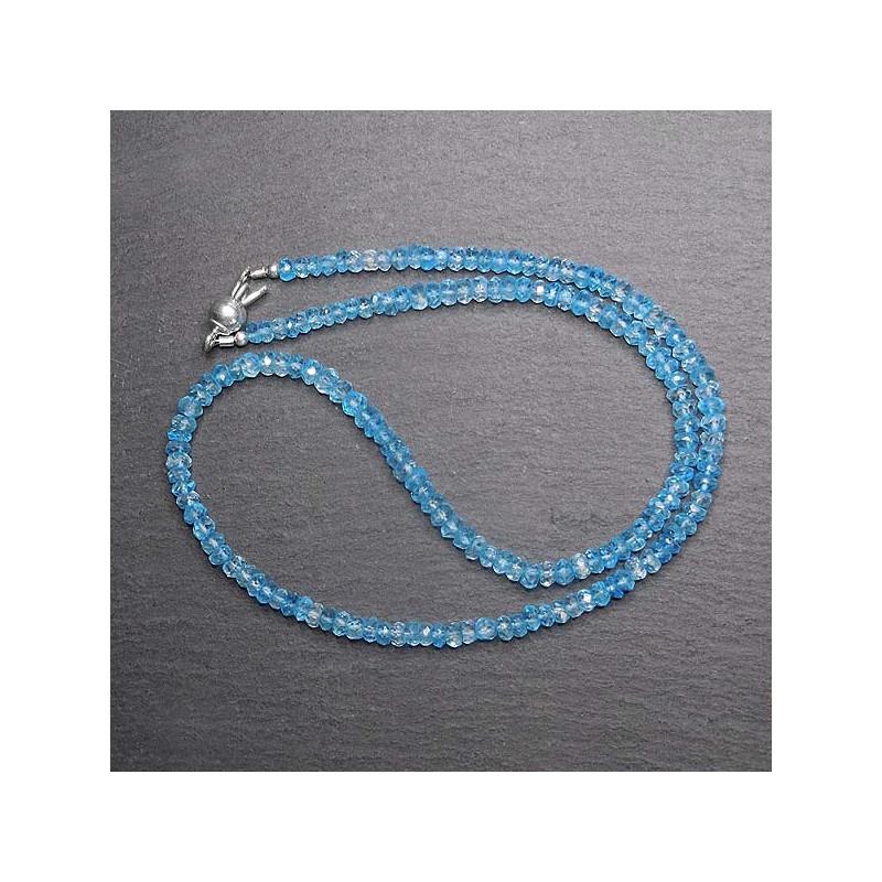 Türkiskette mit Lapis Lazuli und Süßwasserperlen