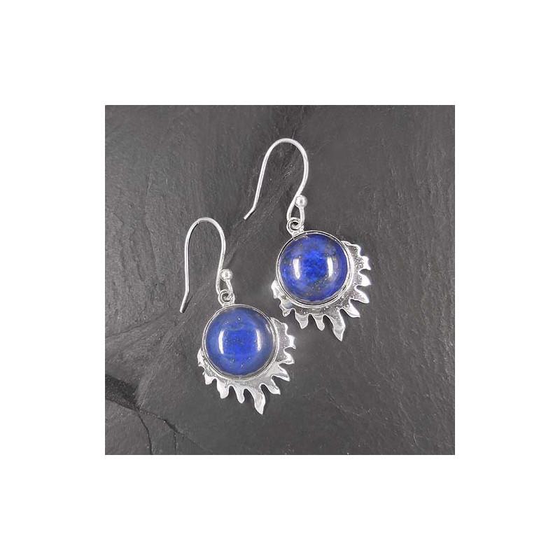Lapis Lazuli Ohrringe