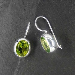 Ohrringe mit Peridot (TOo)