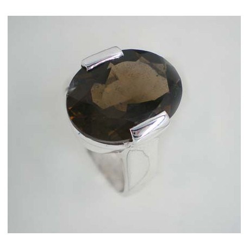 Rauchquarz - Ring