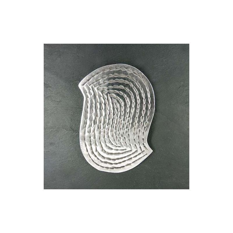 Silberanhänger rund