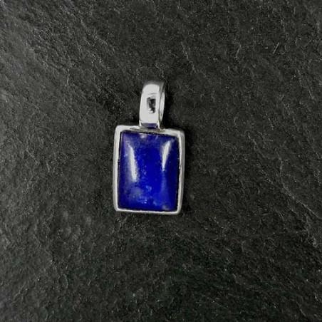 Lapis Lazuli Anhänger Eckig Mini