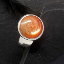 Sonnenstein Ring Rund