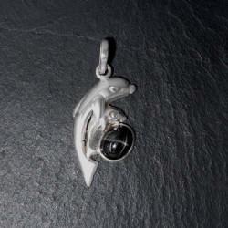 Sterndiopsid Anhänger Delphin