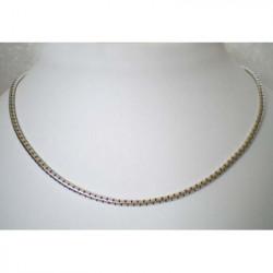 Silberkette 3mm
