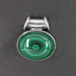 Malachitanhänger (S9)