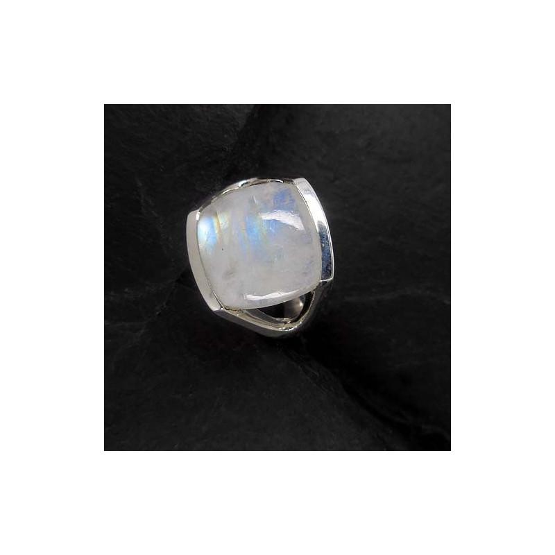Mondstein Ring (TR eckig)