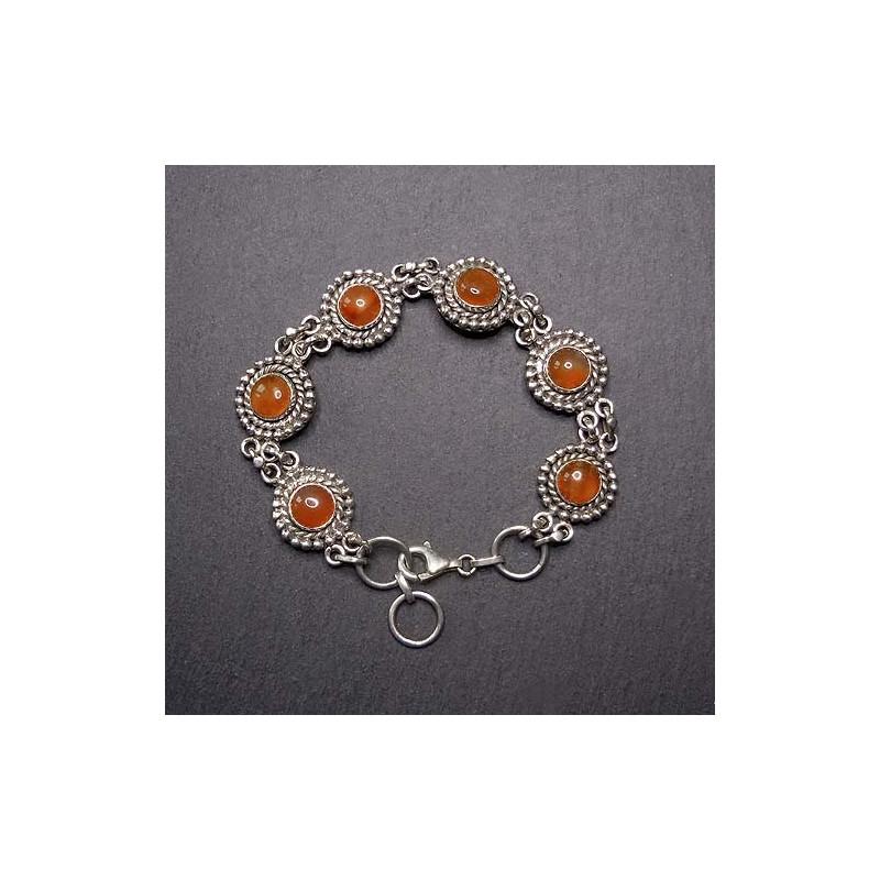Karneol Armband Indisch