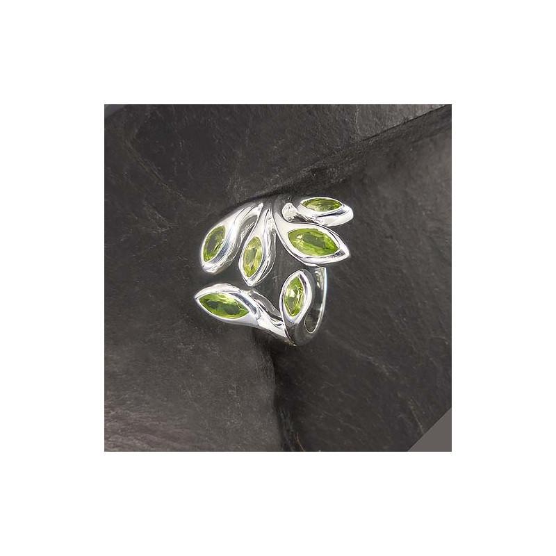 Peridot Ring Multi