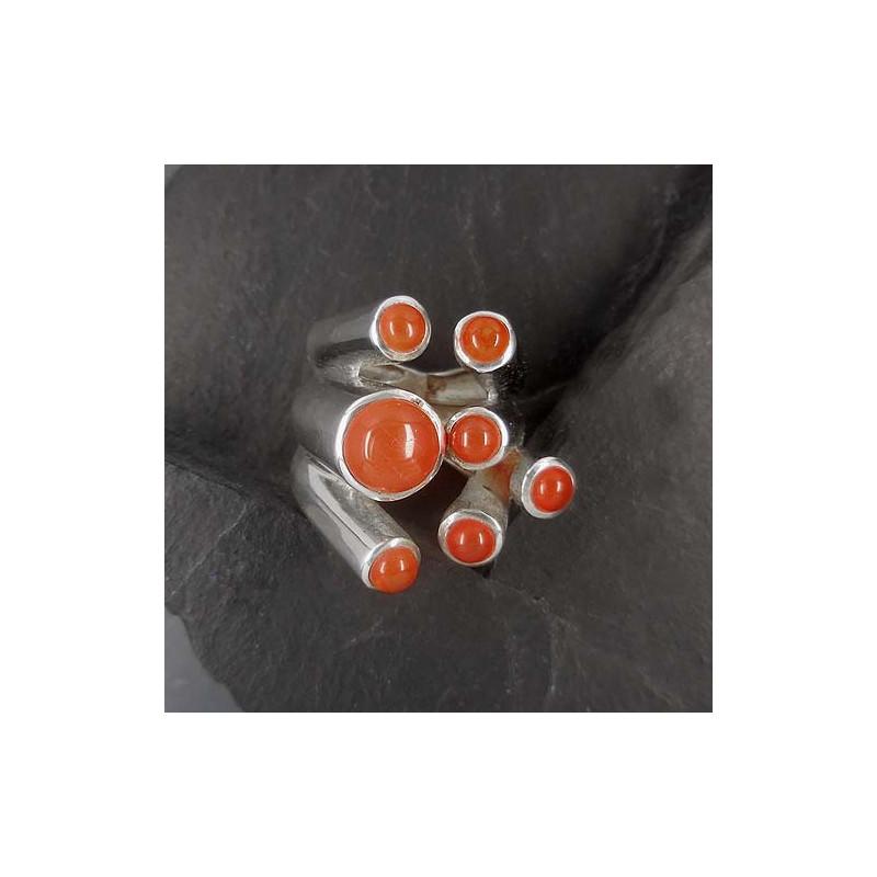 Karneol Ring (TRK)